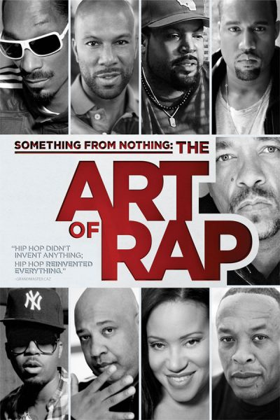 Something From Nothing - The Art of Rap: movie poster