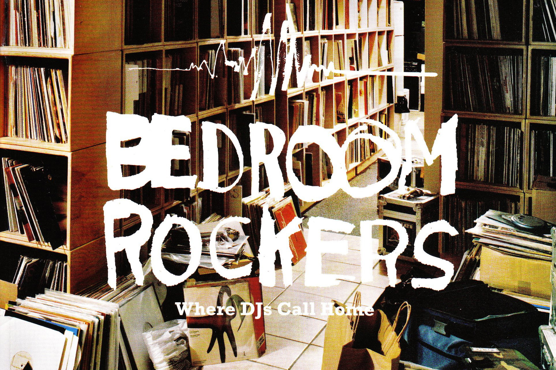 Bedroom Rockers by Christopher Woodcock - book cover