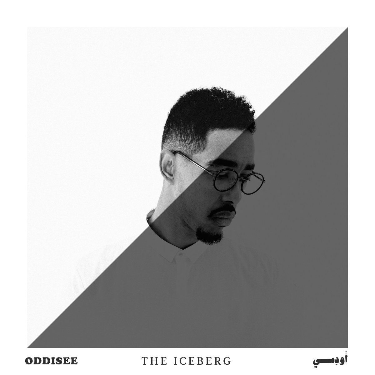 Oddisee: The Iceberg album cover