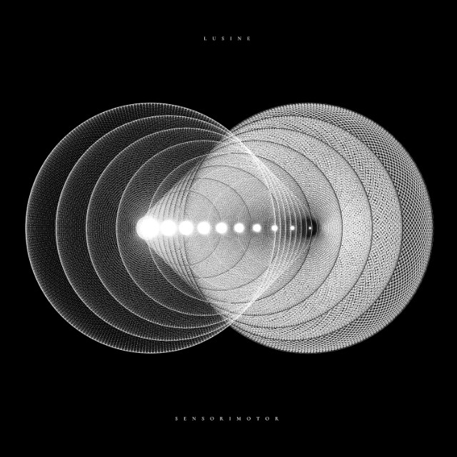 Just a Cloud by Lusine album cover