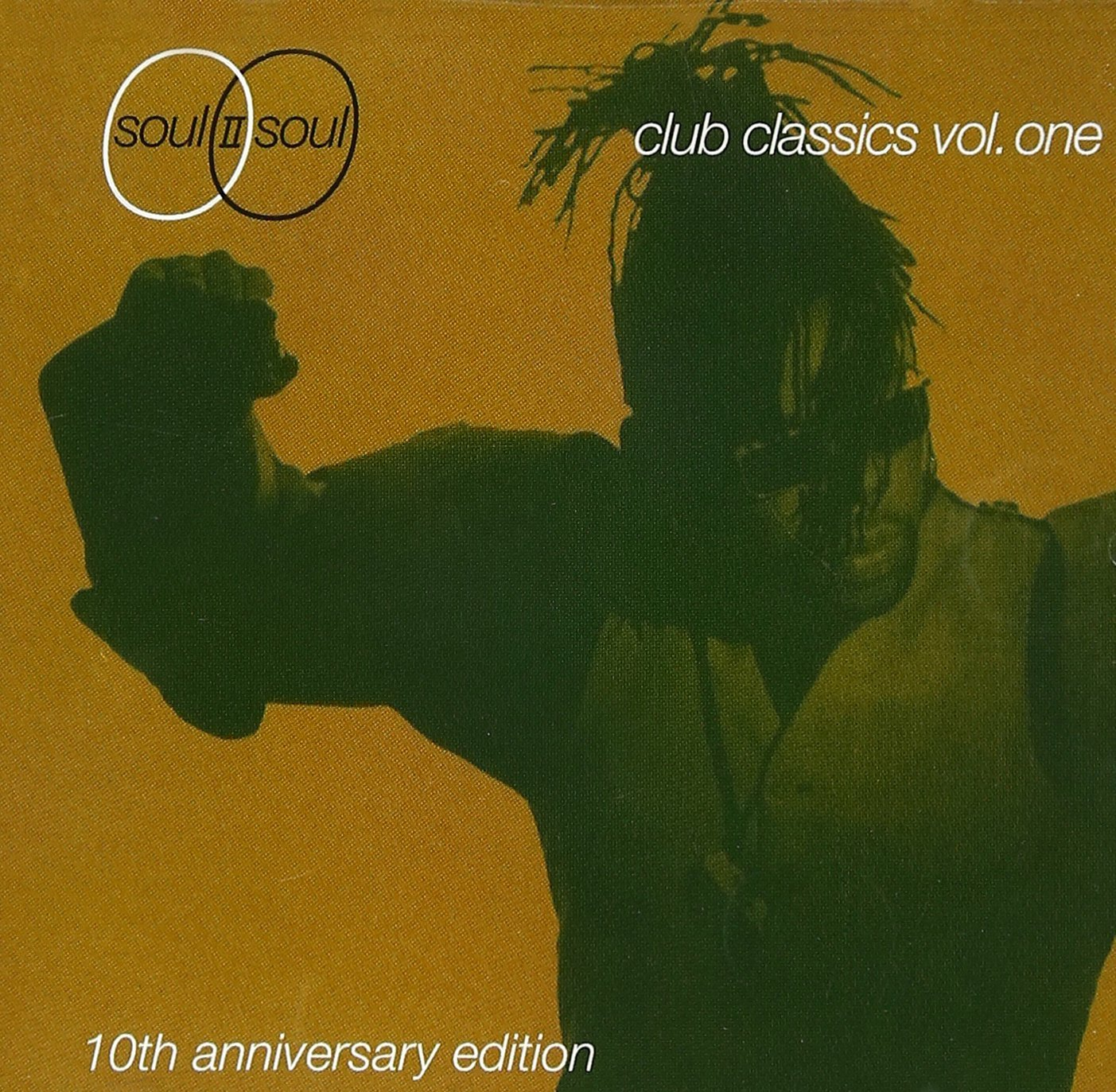 Keep On Movin' by Soul II Soul album cover