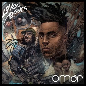 Love in Beats by Omar: album cover
